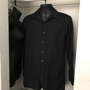 Van Heusen Mens Long Sleeve Button size M